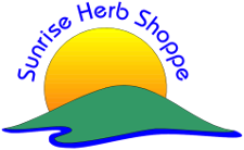 Sunrise Herb Shoppe Retina Logo